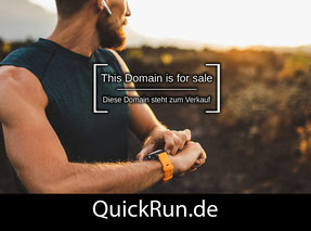 Quickrun.de - this domain is for sale