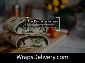 WrapsDelivery.com - this domain is for sale