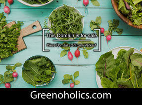 Greenoholics.com - this domain is for sale