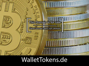 WalletTokens.de - this domain is for sale