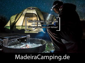 MadeiraCamping.de - this domain is for sale