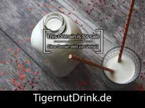 TigernutDrink.de - this domain is for sale