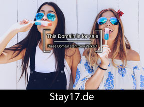 Stay17.de - this domain is for sale
