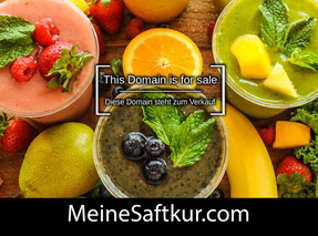 MeineSaftkur.com - this domain is for sale