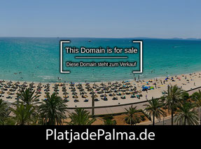 PlatjadePalma.de - this domain is for sale