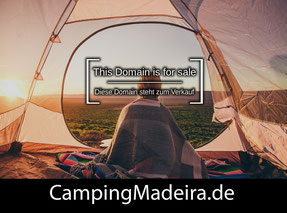 CampingMadeira.de - this domain is for sale