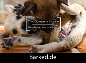 Barked.de - this domain is for sale