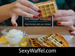SexyWaffel.com - this domain is for sale