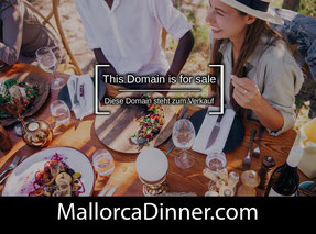 MallorcaDinner.com - this domain is for sale