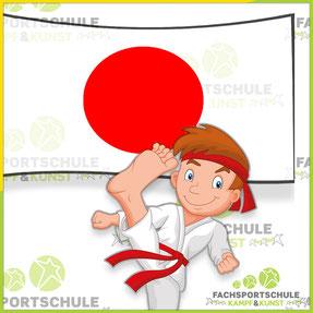 Karate - Selbstbehauptung - Kampfkunst_Kunst der Leeren Hand