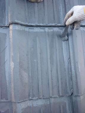 屋根の塗り替え 熊本のお家