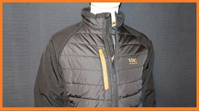 Padded Soft Shell Jackets