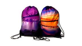 Printed Drawstring Bags