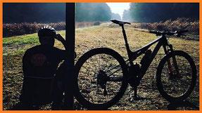 KTM Team Bikes