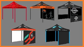 Custom Printed Gazebos