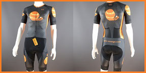 Custom Printed Aero Skinsuits Speedsuits