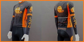 Custom Printed Cycle Arm Warmers