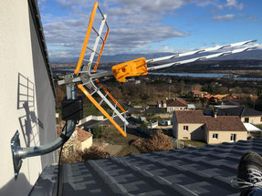 Antenne TELEVES 1492 LTE 700