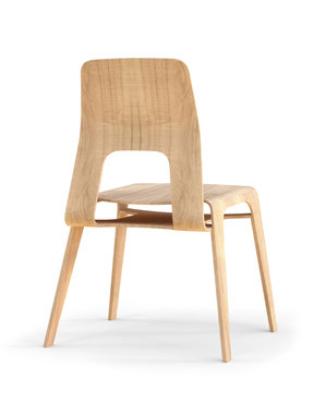 Thumbnail-Link for project: erna - plywood chair - becker design forum 2016