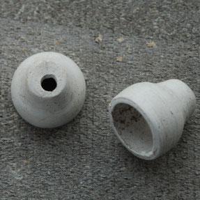 Geen afgebroken stukjes manchet steel ; zo zijn ze echt gemaakt
