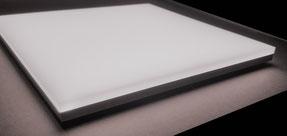 Pannello LED senza cornice NCMVX