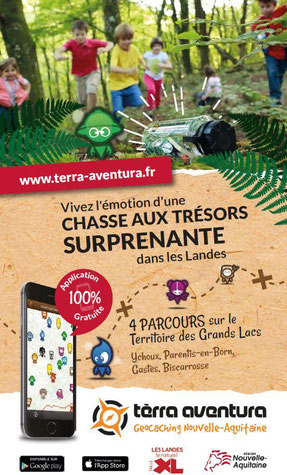 camping-proche-geocaching-landes