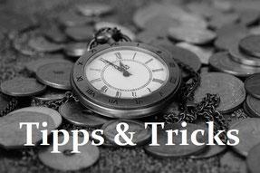 Wie werde ich reich - Tipps & Tricks