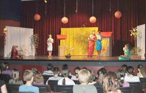 Conte-sketch théâtre adolescents enfants Contes de Mai-Ling