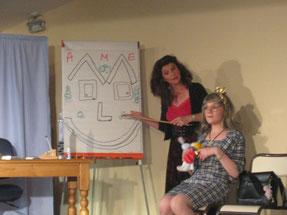 Sketch théâtre comique adultes AME