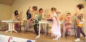 Sketch comique théâtre adolescents et enfants Chicachips
