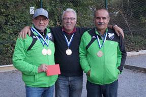 Platz 3 Team: Grüner Reiter