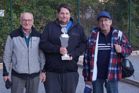 Gewinner des Fairnesspokals Team: Rumkugeln
