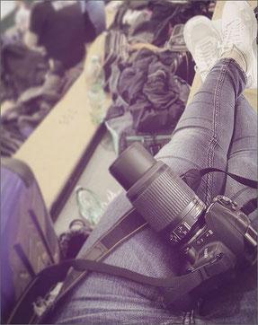 Meine erste Kamera- damals noch Crop, mittlerweile Vollformat