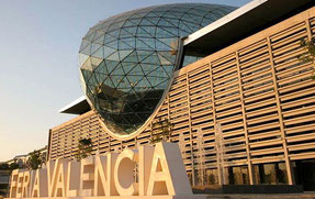 выставки Валенсия