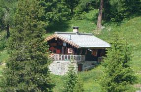 Nauderer Hütte des Deutschen Alpenverein Sektion Bremen e.V.