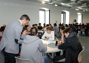Ateliers Créativité Campus Passeurs d'Avenir