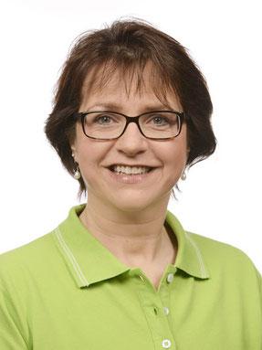 Claudia Burkhard, Mitarbeiterin der Zahnarztpraxis Dres. Weitzel-Paulus & Diehl