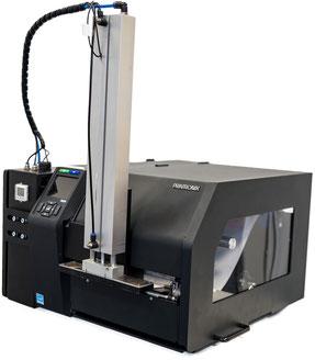 RLS APK8000 Etikettieranlage