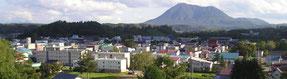 京極町の景色