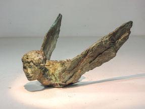 Fig 368, 2017, Bronze, Höhe 12,8cm, 9Ex.
