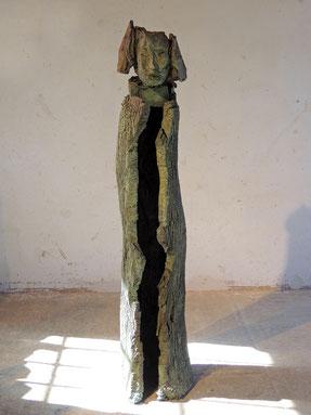 ihh-Skulptur, 2017, Höhe 188,5cm, 6 Exemplare