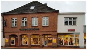 Hauptsitz des Modehauses Westensee in Tönning