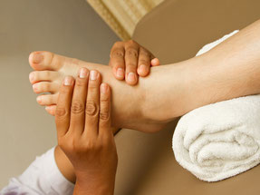 Fußmassage Fußreflexzonenmassage Thai Siam Spa Köln