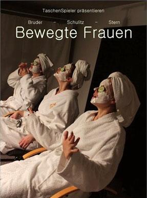 """Theaterabend """"Bewegte Frauen"""", Begleitprogramm zu BOTOX FÜR ALLE im Tahmen der EKT:2018 Karlsruhem GEDOK Künstlerinnenforum"""