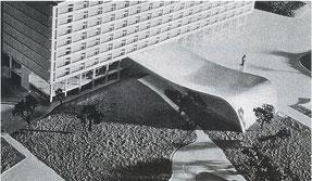 「外務省コンペ案」 1952年