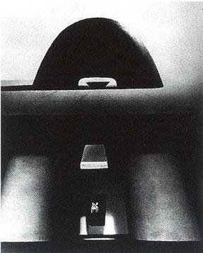 慰霊碑模型 イサム・ノグチ 1951年