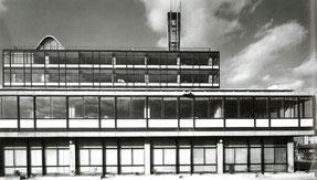 「清水市庁舎」 1954年