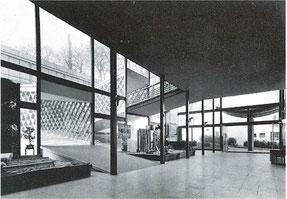 「パリ万国博覧会日本館」坂倉準三 1937年