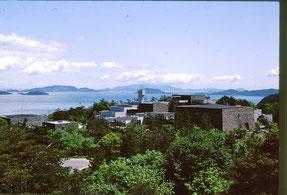 「瀬戸内海歴史民俗資料館」 山本忠司/香川県建築課 1973年
