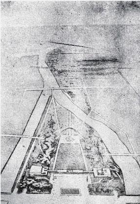 「広島ピースセンターコンペ」 1949年
